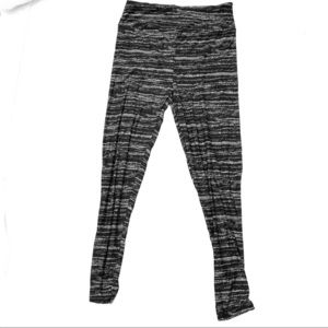 Grey and off white/grey TC Lularoe new leggings